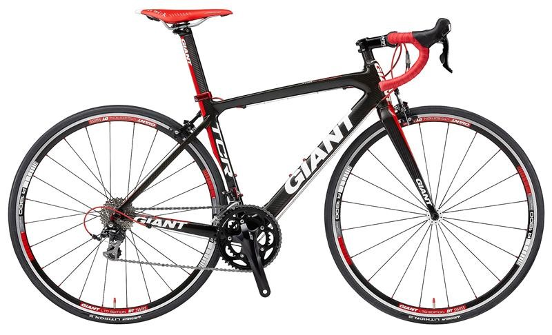 Giant TCR Advanced - Larnaca Pro Cycle